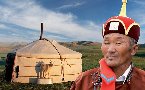 Cestovatel a fotograf Martin Loew uvádí digitální diashow Mongolsko – země Čingischána