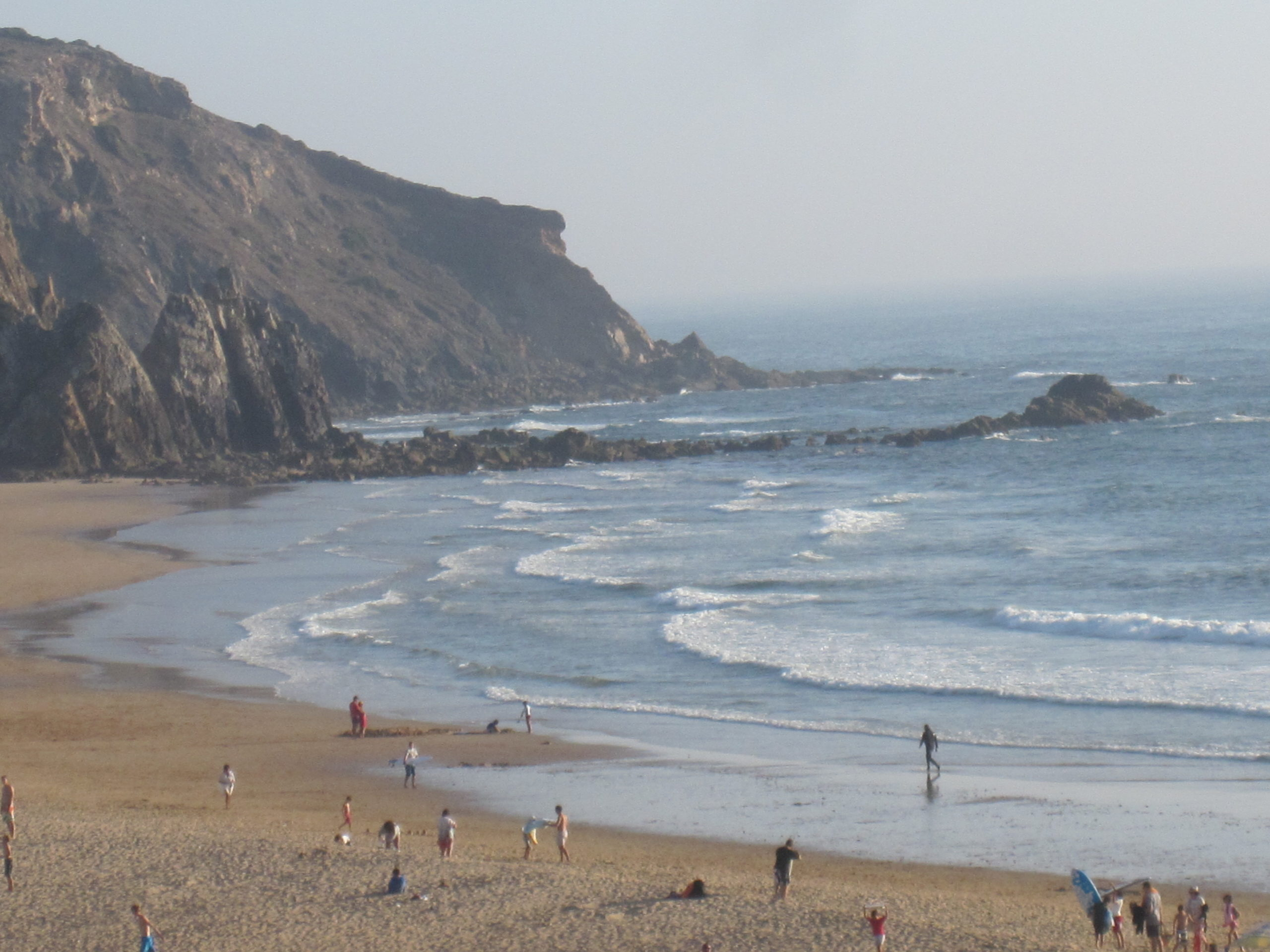 Praia do Amado – milovaná pláž