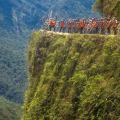 El Camino de la Muerte, La Paz, Bolívie