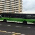 Autobus společnosti Titsa, Tenerife
