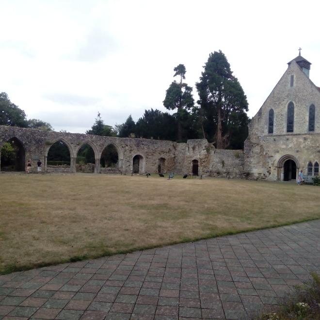 Ruiny Abbey