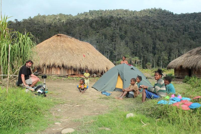 Expedice Milana Daňka se zaměřují na poznání života geograficky izolovaných etnik