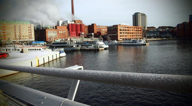 Tampere, kulturní perla Finska s industriální architekturou