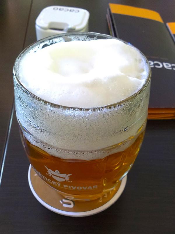 Únětické pivo