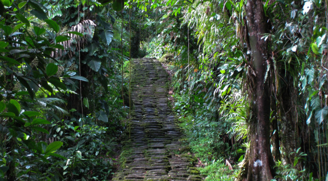 Trek po stopách dávné indiánské civilizace – Ciudad Perdida