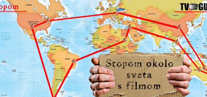 Slovák se pokusí o zápis do knihy rekordů cestou kolem světa
