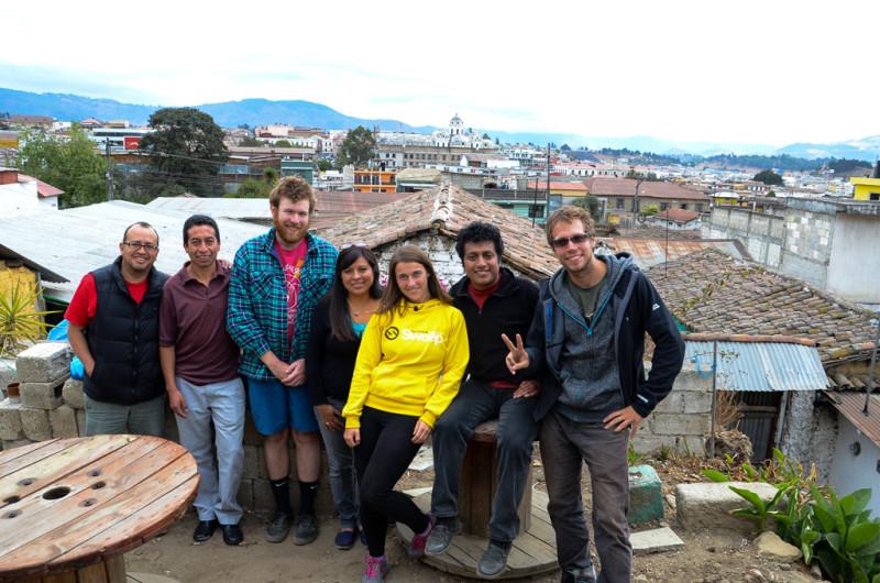 Kurzy španělštiny v Guatemale