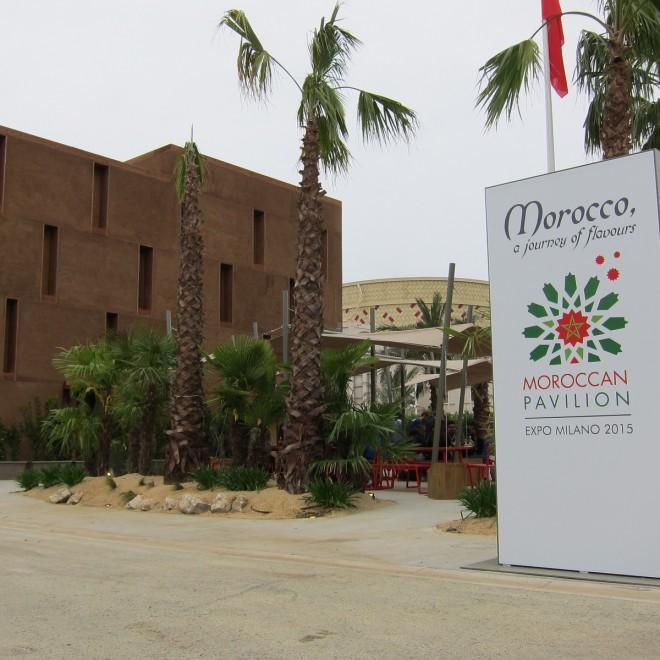 Pavilon Maroka, Expo 2015