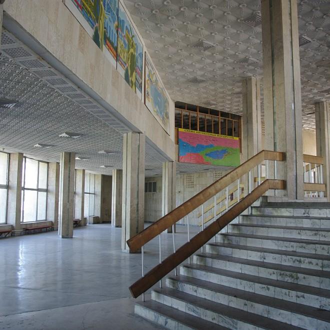 Kyrgyzstán, Převalsk