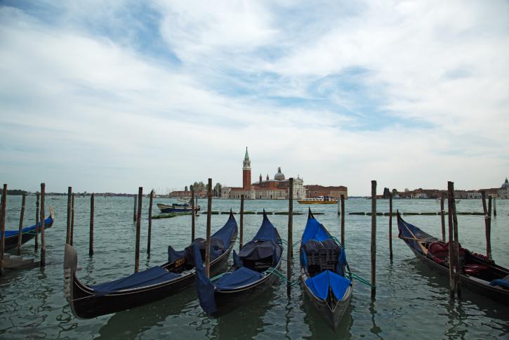 Ostrov Giudecca navštíví je znalí cestovatelé