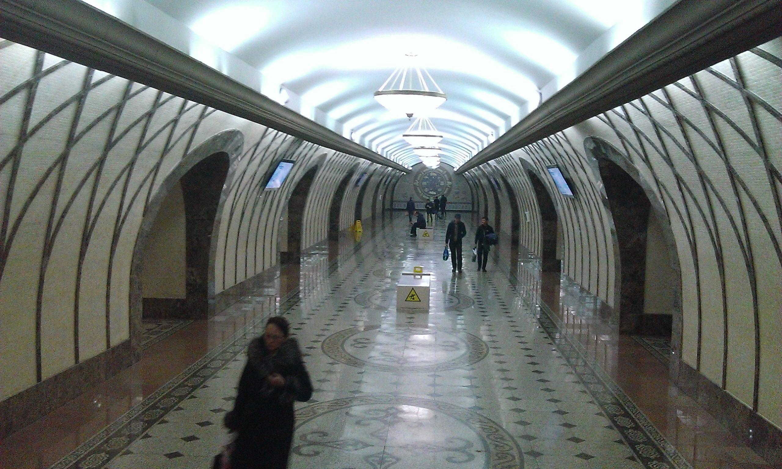 Almatské metro