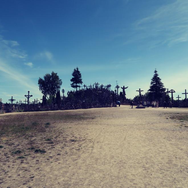 Hora křížů a Palanga