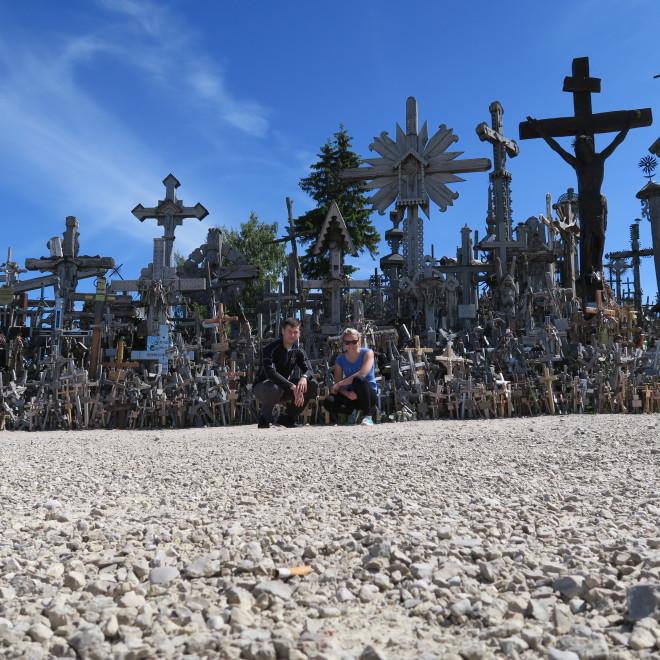 Hora křížů u Šiauliai