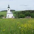 Kostelík v Kopřivné