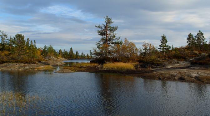 Norský podzim, to je koncert zářivých barev