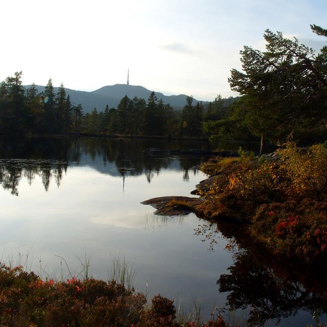 Norský podzim