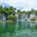 Vodopády Kravica, Černá Hora