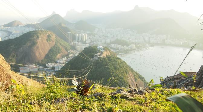 Rio de Janeiro – metropole plná sportu a přírody