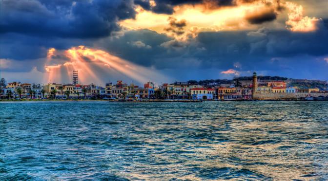Poznejte krásnou Krétu
