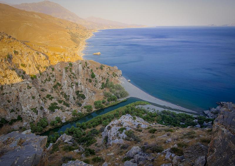 Kréta, Řecko
