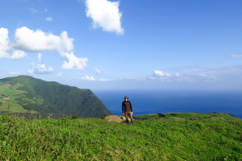 Výhledy na Azorských ostrovech jsou opravdu dech beroucí.