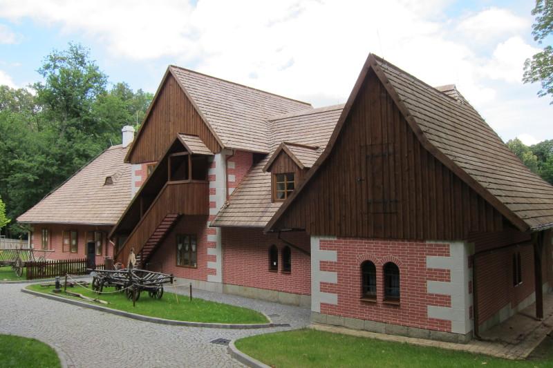 Švýcárna Slatiňany