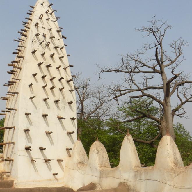 Velká Mešita- Bobo Dioulasso