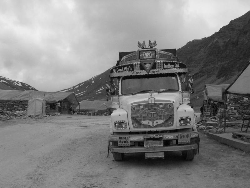 Na Leh - Manali Highway.