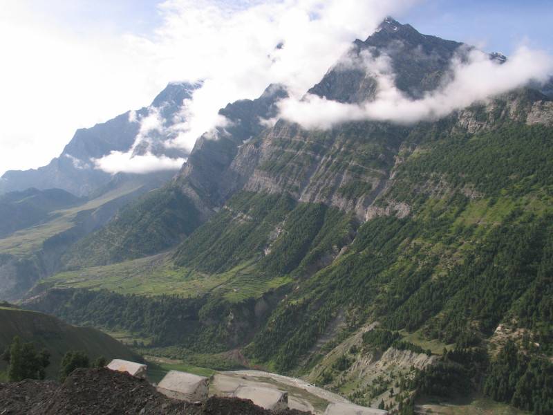 Údolí Lahaul.