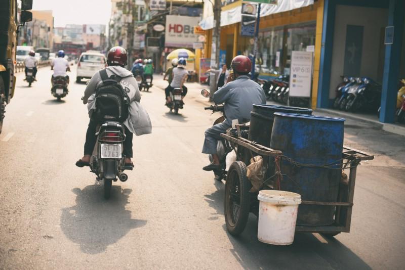 Doprava v Saigonu