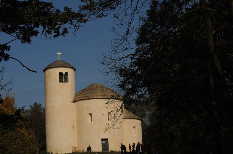 Rotunda svatého Jiří, Říp