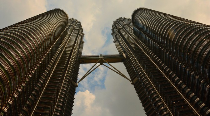Kuala Lumpur – neobyčejně čistá Asie