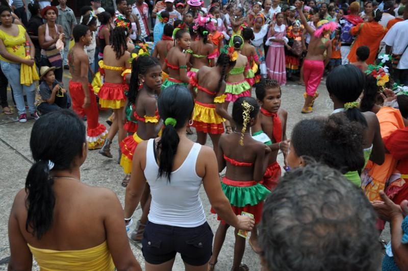 Karneval v oblíbené kolumbijské Cartageně