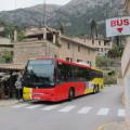Autobusová doprava na Mallorce