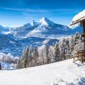 Lyžování v Alpách, Rakousko