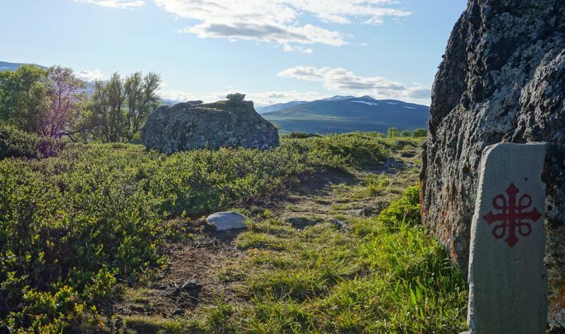 Expedice Norsko 2016 - hezky pěšky, dál a dál na sever