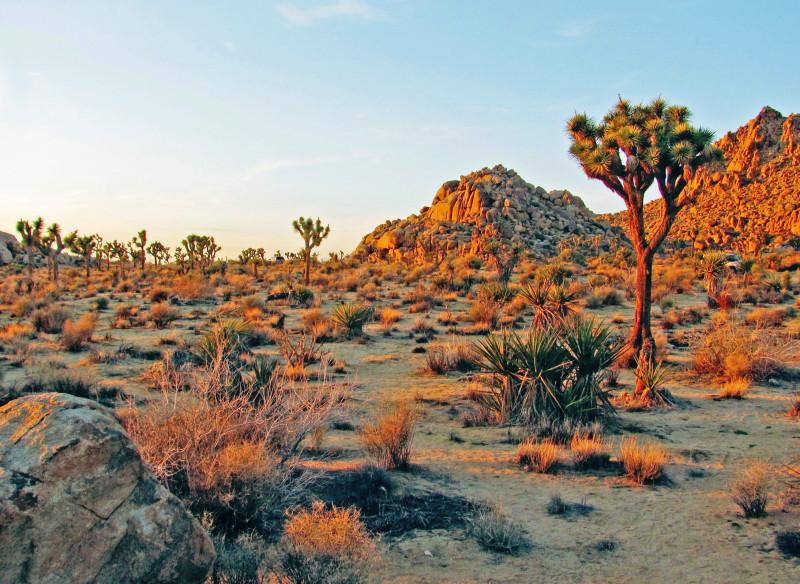 Scenérii jako z jiné planety ukáže toto místo při západu slunce