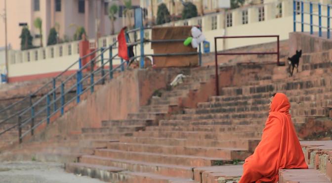 Rishikesh – jóga, meditace a německá pekárna
