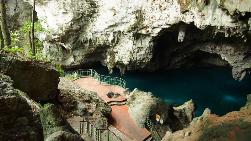 Národní Park Tres Ochos, Dominikánská republika