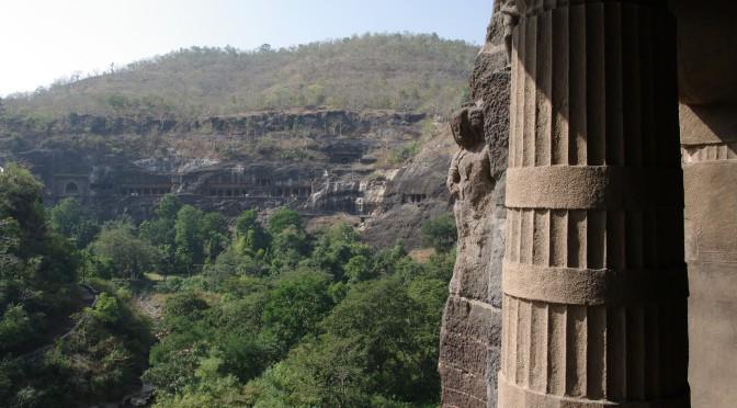 Ajanta – buddhistické jeskynní chrámy