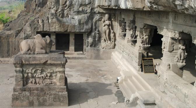 Ellora – skalní chrámy tří vyznání