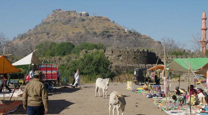 Daulatabad a Aurangabad – milá vzpomínka na zlé časy