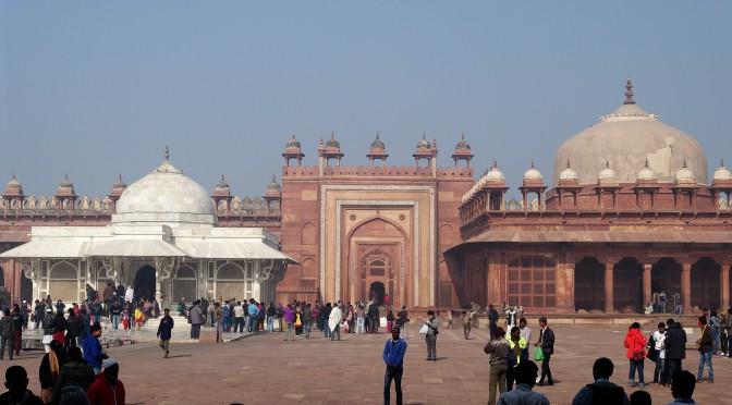 Fatehpur Sikri – (ne)splněné sny císaře Akbara