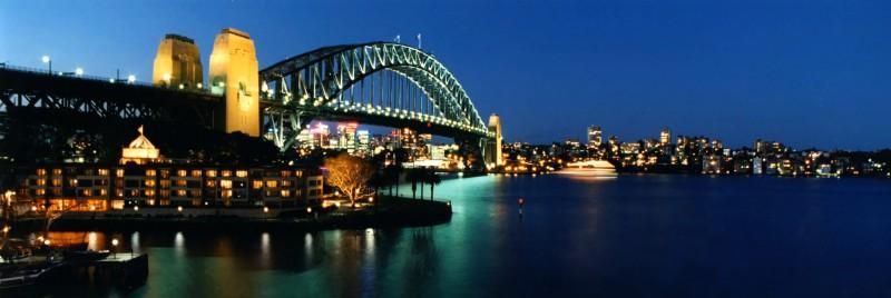 Australie - Sydney Harbour Bridge