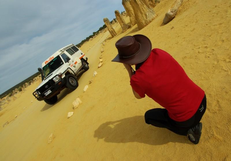Australie - Pinnacles