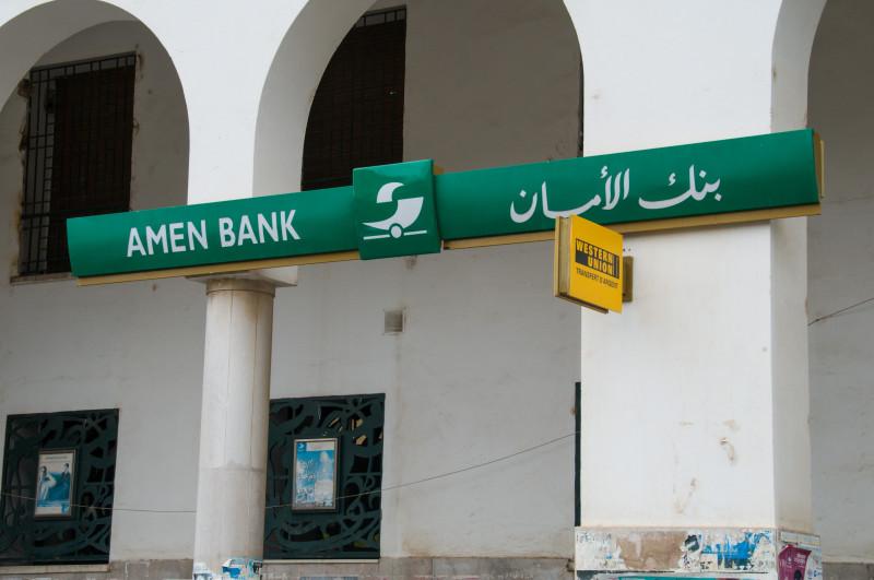 Amen bank... a s vašimi penězi je ámen...