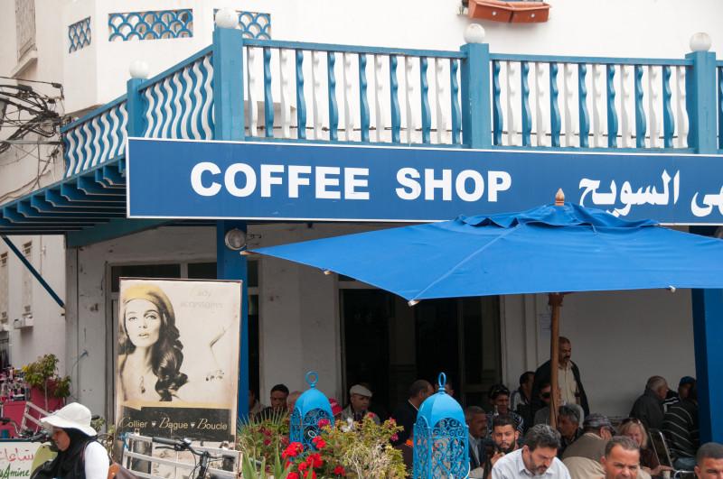 V Tunisku si přijdou na své i milovníci... kávy. :-)