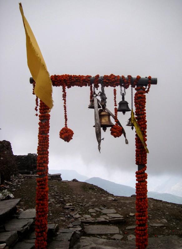 Trek v Indii