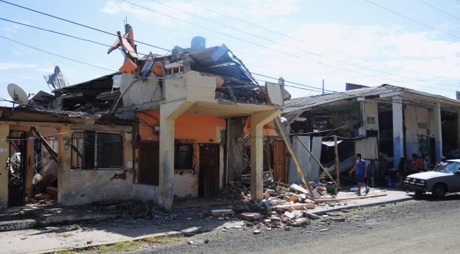 Když se člověk podruhé narodí aneb Příběh těhotné  Češky, která přežila dramatické zemětřesení v Ekvádoru
