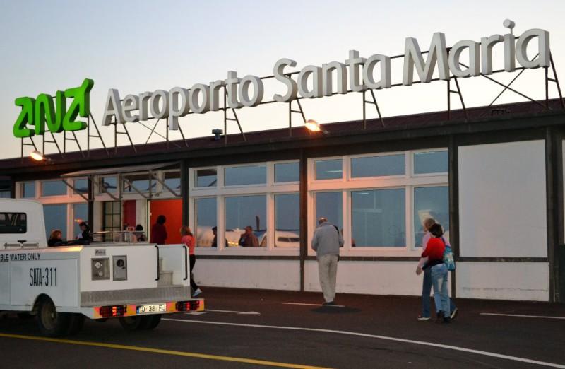 Letiště Santa Maria, Azorské ostrovy